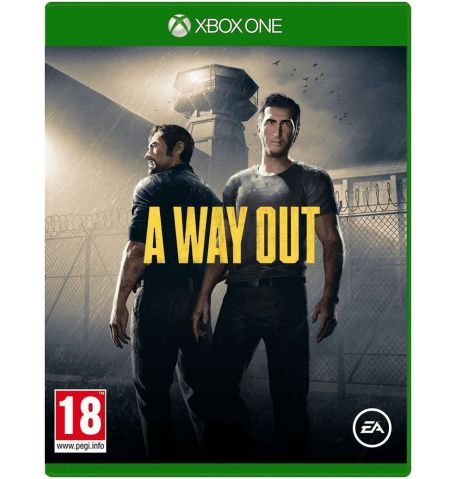 Фото №1 - A Way Out Xbox One Русские Субтитры