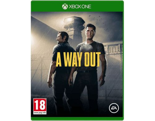 Фото №2 - A Way Out Xbox One Русские Субтитры