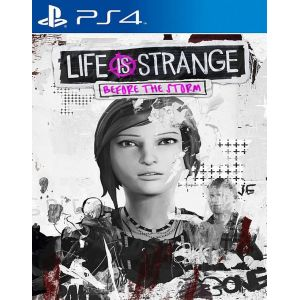 Life is Strange: Before the Storm PS4 Русские Субтитры