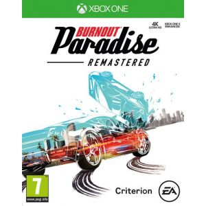 Burnout Paradise Remastered Xbox One Русская Версия