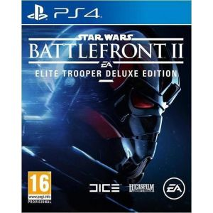 Star Wars Battlefront II: Elite Trooper Deluxe Edition PS4 Русские субтитры