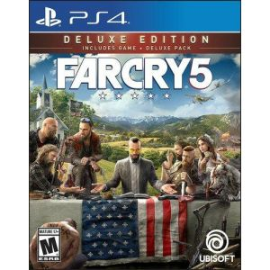 Far Cry 5 Deluxe Edition PS4 русская версия