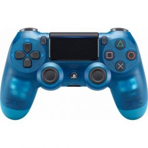 Sony Dualshock 4 Crystal Blue version 2