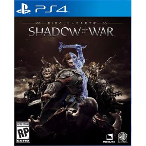 Middle-Earth: Shadow of War PS4 русские субтитры Б.У.