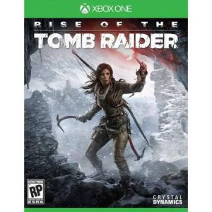 Rise of the Tomb Raider Xbox ONE русская версия (б/у)