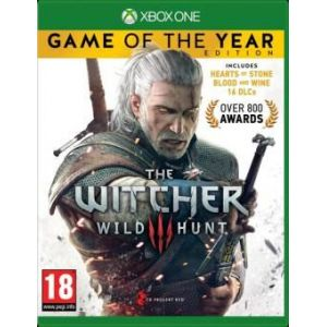 The Witcher 3 Wild Hunt Game of The Year Edition Xbox ONE русская версия(Б/у)