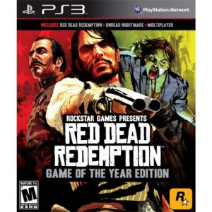 Red Dead Redemption GOTY PS3(Б/у)