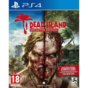 Dead Island Riptide Definitive Edition PS4 русские субтитры