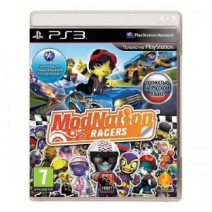 ModNation Racers PS3 (б/у)