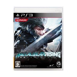 Metal Gear Rising: Revengeance PS3 (Б.У.)