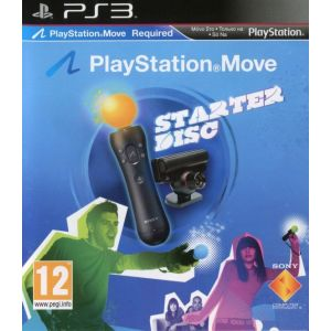 Playstation Move Starter Disc для PS3 (Б.У.)