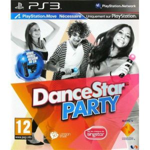 DanceStar Party (русская версия) PS3 (Б.У.)