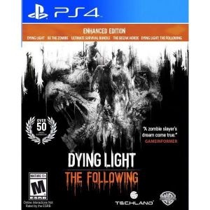 Dying Light The Following PS4 (Б.У.)
