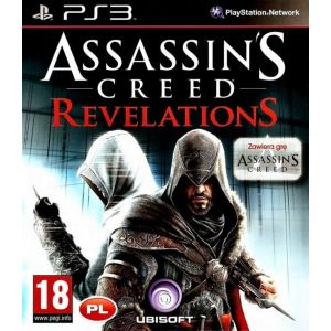 Assassin's Creed: Revelations PS3 (Б.У.)