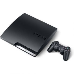 PlayStation 3 Slim 160Gb + move+camera (Б.У.)