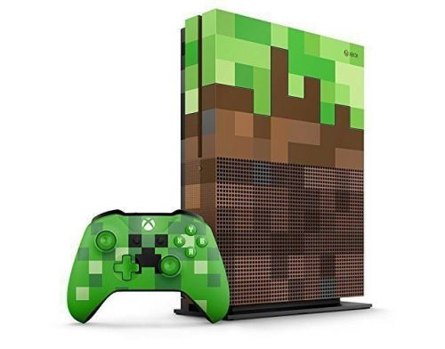 Фото №7 - Xbox ONE S 1TB Minecraft Limited Edition Bundle (Гарантия 18 месяцев)