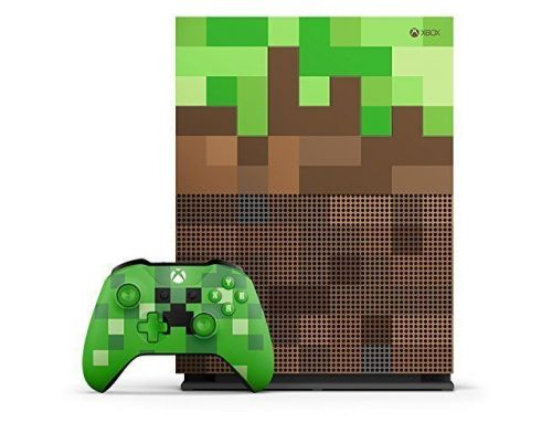 Фото №4 - Xbox ONE S 1TB Minecraft Limited Edition Bundle (Гарантия 18 месяцев)