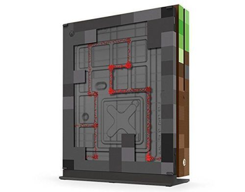 Фото №5 - Xbox ONE S 1TB Minecraft Limited Edition Bundle (Гарантия 18 месяцев)