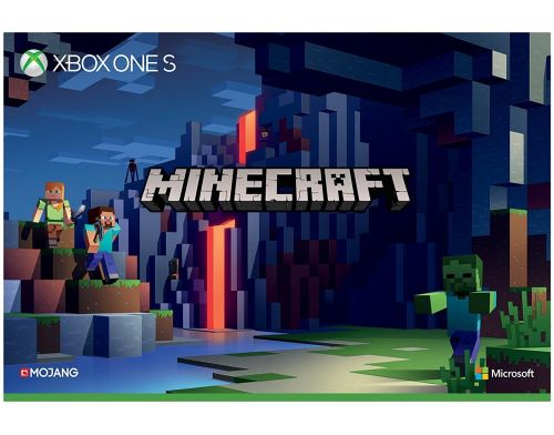Фото №6 - Xbox ONE S 1TB Minecraft Limited Edition Bundle (Гарантия 18 месяцев)