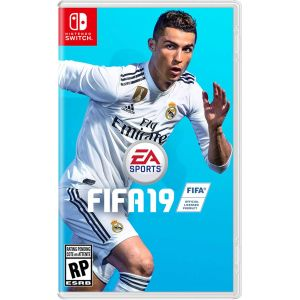 FIFA 19 Nintendo Switch русская версия