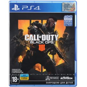 Call of Duty Black Ops 4 PS4 русская версия