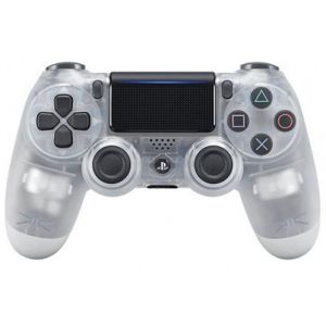 Sony Dualshock 4 Crystal version 2