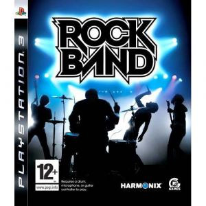 Rock Band PS3 (Б/У)