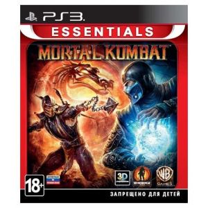 Mortal Kombat Essentials PS3 (Б/У)