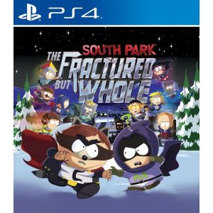South Park: The Fractured But Whole PS4 Английская версия (Б/У)