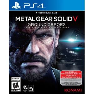 Metal Gear Solid 5 Ground Zeroes PS4 (Б/У)