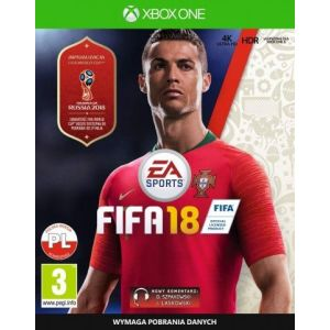 FIFA 18 World Cup Russia Xbox ONE русская версия