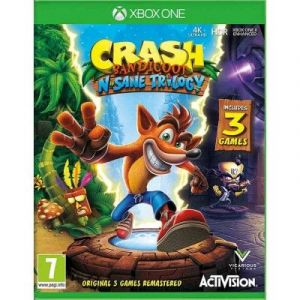 Crash Bandicoot N'sane Trilogy Xbox One