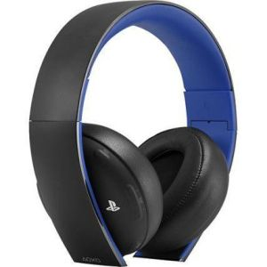 Sony PlayStation Gold Wireless Stereo Headset Black Б/У (Гарантия 1 месяц)