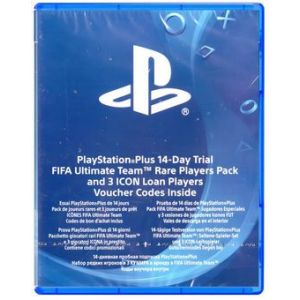 PlayStation Plus: 14 Day Trial on PS4
