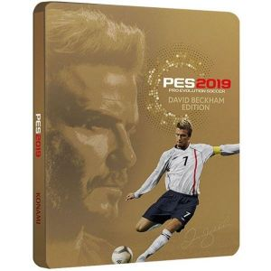 Pro Evolution Soccer (PES) 2019 David Beckham Edition PS4 Русская версия