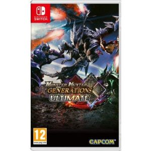 Monster Hunter Generations Ultimate Ninntendo Switch