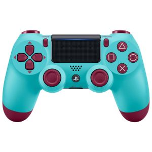Sony Dualshock 4  Berry Blue Версия 2