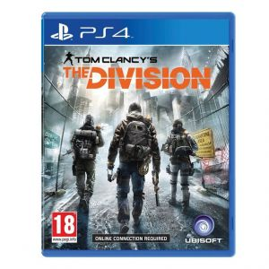 Tom Clancy's The Division PS4 (Б/У)