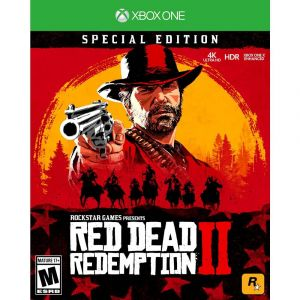 Red Dead Redemption 2. Special Edition Xbox One  Русские субтитры