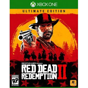 Red Dead Redemption 2. Ultimate Edition Xbox One Русские субтитры