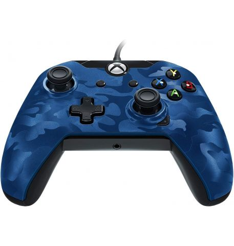 Фото №1 - Wired Controller Revenant Blue Xbox One