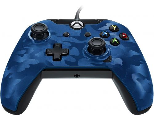 Фото №2 - Wired Controller Revenant Blue Xbox One