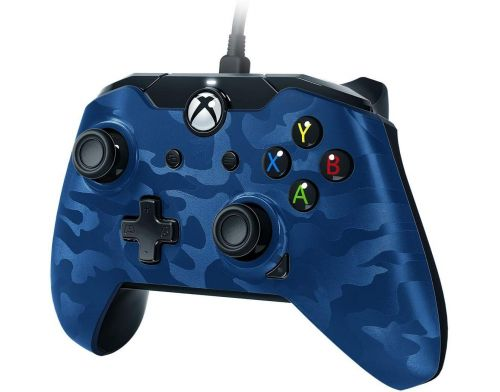 Фото №3 - Wired Controller Revenant Blue Xbox One