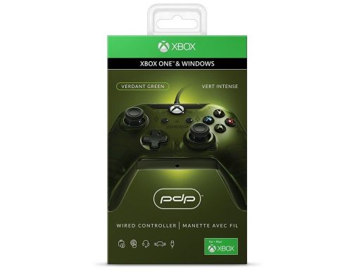 Фото №4 - Wired Controller Verdant Green Xbox One