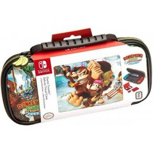 Чехол Deluxe Travel Case Donkey Kong Country: Tropical Freeze для Nintendo Switch Officially Licensed by Nintendo