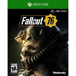 Fallout 76 Xbox One Русские субтитры