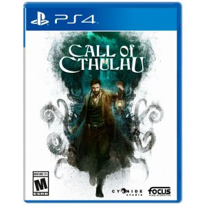 Call of Cthulhu: The Official Video Game PS4 Русские субтитры
