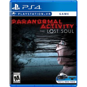 Paranormal Activity The Lost Soul PS4 VR Английская версия