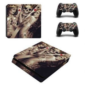Скин Two Queens PS4 Slim
