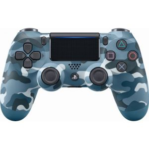DualShock 4 Version 2 (Blue Camouflage)
